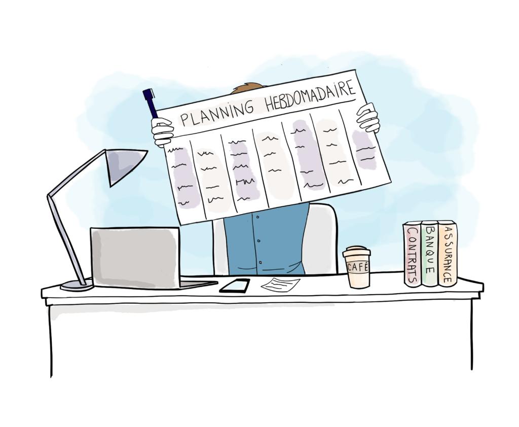 Illustration Assistant personnel
