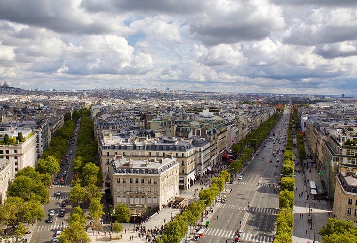 Vue de Région parisienne My Daily Partner